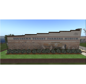 The Southern Tenant Farmers Museum (Second Life)